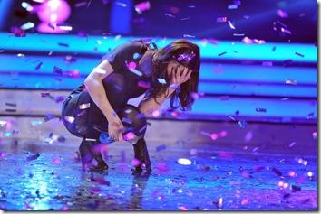 Lena Eurovision Satellite