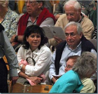 DSK à la retraite