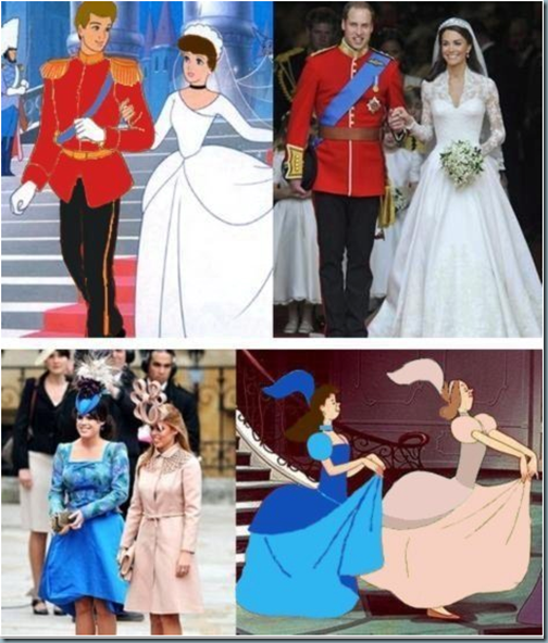 mariage disney kate william