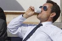 Sarkozy à la télé