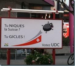 Extreme droite suisse
