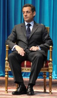 Sarkozy candidat contre Sarkozy président