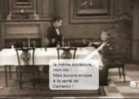 Sarkozy valet merkel