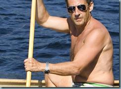 Nicolas Sarkozy et Carla Bruni gens modestes