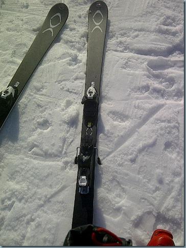ski exonde