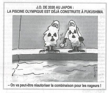 Canard enchainé japon
