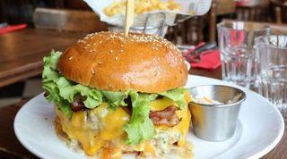 Zlatan burger