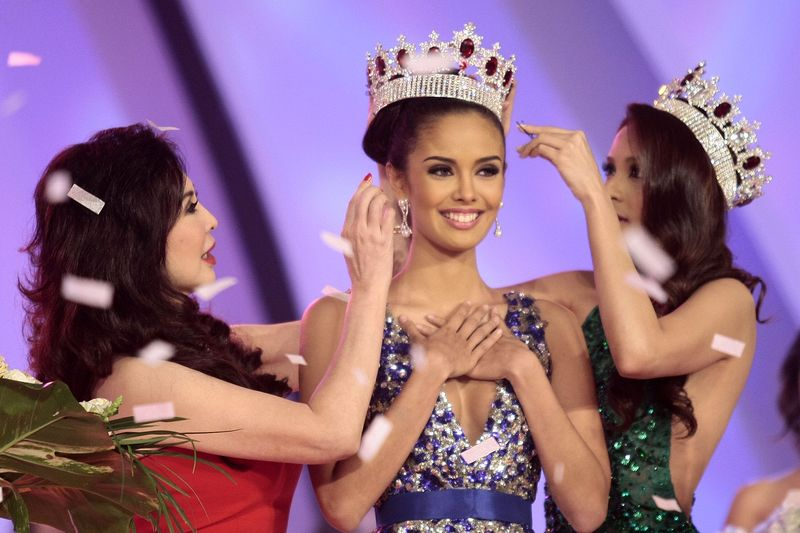 Miss Monde Megan young