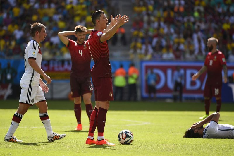 Ronaldo Allemagne Portugal (1)