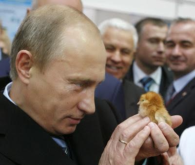 Minsk ou Munich avec Vladimir POutine