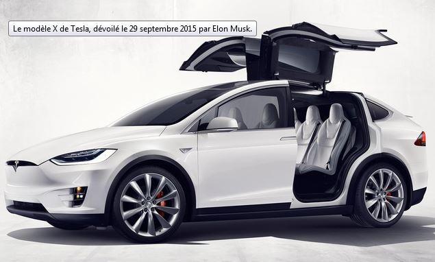 X Tesla 4x4