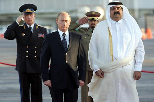 Vladimir_Putin and qatar