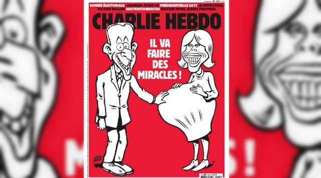 Enfant de Macron__Charlie_Hebdo_Officiel