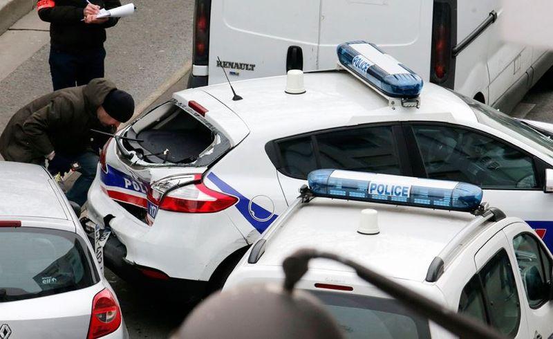 Police charlie hebdo