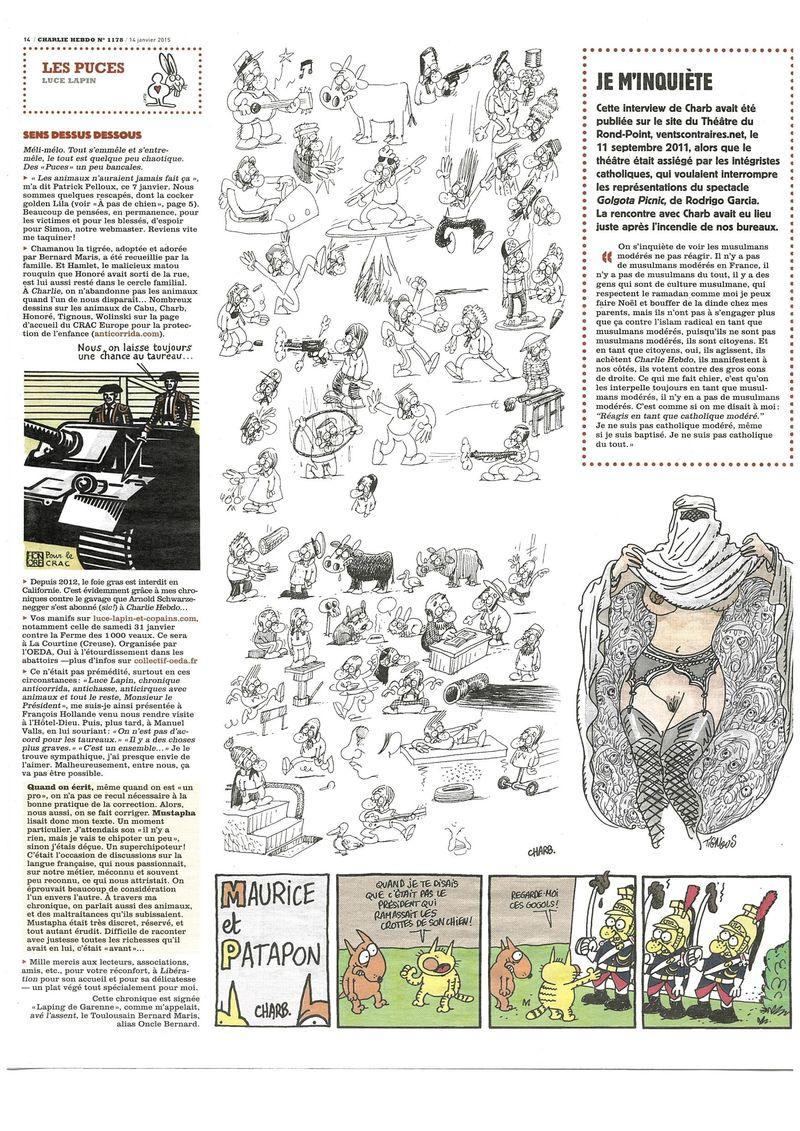 Charlie Hebdo Tout est pardonné (4)