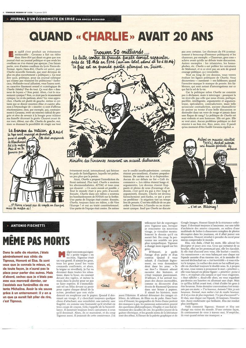 Charlie Hebdo Tout est pardonné (12)