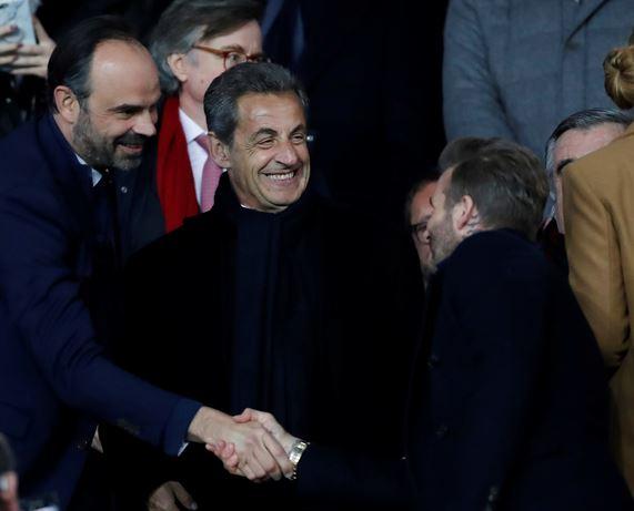 Sarkozy président PSG