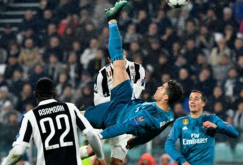 Reactions au but de Ronaldo