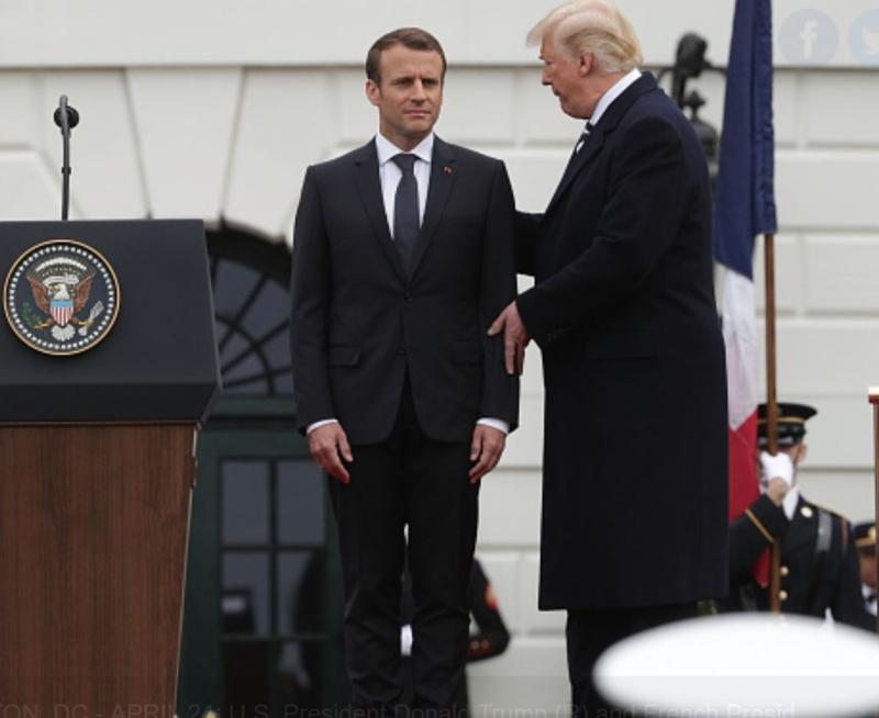 Macron trump gays  (7)
