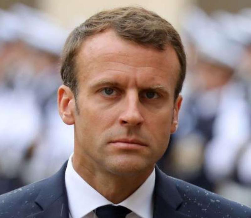 Macron Armstrong