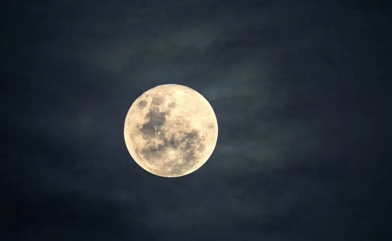 Pleine lune avril