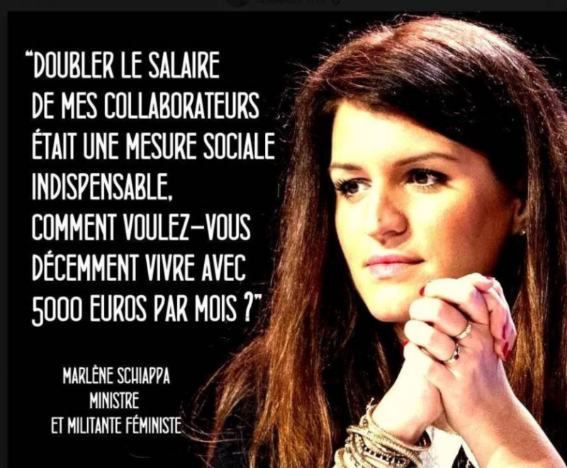 Schiappa oser les rondes